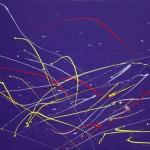 GALAXY (48 x 60 Acrylic on Canvas)